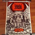 Napalm Death - Other Collectable - Napalm Death Scum poster 1987