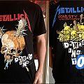 Metallica - TShirt or Longsleeve - Metallica Damaged Inc. 1994