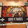 Guns N' Roses - Other Collectable - Guns N roses appetite banner 1987