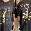 Sepultura - TShirt or Longsleeve - Sepultura Chaos A.d Shirt (L) 1993