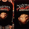 Exhumed Anatomy Is Destiny Tour shirt 2004 (L)