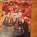 Cannibal Corpse - Other Collectable - Cannibal Corpse Australian Tour 2006