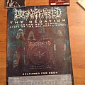 Decapitated The Negation promo poster 2004