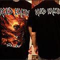 Iced Earth - TShirt or Longsleeve - Iced Earth dark saga shirt (L)