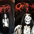 """OBITUARY """"DEAD"""" shirt 1998(L)"""