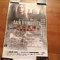 Dark Tranquillity - Other Collectable - Dark Tranquillity China tour 2008 poster