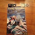 Iron Maiden poster 1982