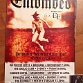 Entombed - Other Collectable - Entombed Aussie Tour 2004
