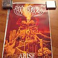 Sepultura - Other Collectable - Sepultura Arise poster DIY 2009 A1