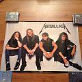 Metallica - Other Collectable - Metallica Band Poster 1990