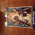 Def Leppard - Other Collectable - Def Leppard Hysteria poster 1987