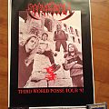 Sepultura - Other Collectable - sepulture Third world posse poster 1992