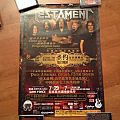 Testament - Other Collectable - Testament Tour China 2007