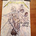 Metallica - Other Collectable - ..and justice for all poster