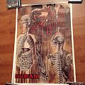 Death - Other Collectable - Death Human Poster 1991