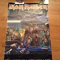 Iron Maiden - Other Collectable - Iron Maiden poster 1986 stranger in a strange land