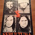 Sepultura - Other Collectable - Sepultura poster 1993