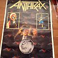Anthrax - Other Collectable - Anthrax Poster 1987