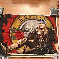 Guns N' Roses - Other Collectable - Guns N Roses flag banner 1993