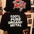 Acid Death - TShirt or Longsleeve - DEATH 100% ORGANIC  METAL (L)