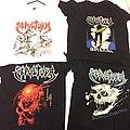 Sepultura - TShirt or Longsleeve - Sepultura tshirt collection