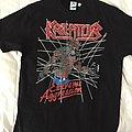 Kreator - TShirt or Longsleeve - Kreator extreme tour shirts 1989 reprint