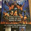 Manowar - Other Collectable - Manowar kings of metal