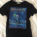 Megadeth - TShirt or Longsleeve - Megadeth rust