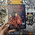 Cannibal Corpse - Tape / Vinyl / CD / Recording etc - Cannibal Corpse DVD