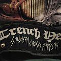 Trench Hell - Battle Jacket - Bottom denim patch - Cronos autograph