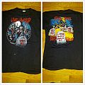 """TShirt or Longsleeve - Slayer """"Live undead"""" At l'Amour 1985"""