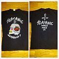 "TShirt or Longsleeve - Slayer ""Slatanic Wehrmacht"" 1985 original t shirt"