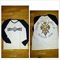 "TShirt or Longsleeve - Bolt thrower ""Europe 2006"" L/S Baseball t shirt"