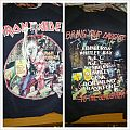 """Hooded Top - Iron Maiden """"Bring your daugther .. to the slaughter"""" UK jersey"""