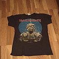 "Iron Maiden - TShirt or Longsleeve - Iron Maiden ""Powerslave"" tour shirt"