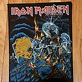 Iron Maiden - Patch - Iron Maiden - Live after Death backpatch