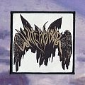 Witchblood - Patch - Witchblood Logo patch