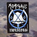 Midnight - Patch - Midnight's Violators printed patch