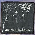 Darkthrone - Patch - Darkthrone 'Under a Funeral Moon' patch