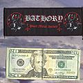 Bathory - Patch - Bathory Strip patch