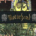 Motörhead - Patch - Motörhead Super Stripe