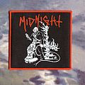 Midnight - Patch - Midnight 'Prowling Leather' patch