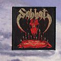 Sabbat (JPN) - Patch - Sabbat 'Asai Cleaning 2F Rehearsal' Patch