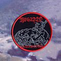 Megiddo - Patch - Megiddo 'The Devil and The Whore' patch