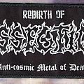 Dissection - Patch - Dissection strip patch