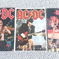 AC/DC postcards Other Collectable