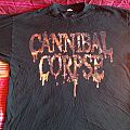 Cannibal Corpse - TShirt or Longsleeve - Cannibal Corpse - Bloodthirst tour