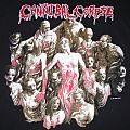 Cannibal Corpse - TShirt or Longsleeve - Cannibal Corpse - Bleeding across north america