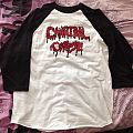 Cannibal Corpse - TShirt or Longsleeve - Cannibal Corpse - Helloween horror haunt 1994 jersey