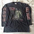 Cannibal Corpse - TShirt or Longsleeve - Monolith of death tour.